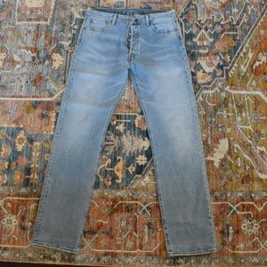 Button Fly Levi's 501 - GUC